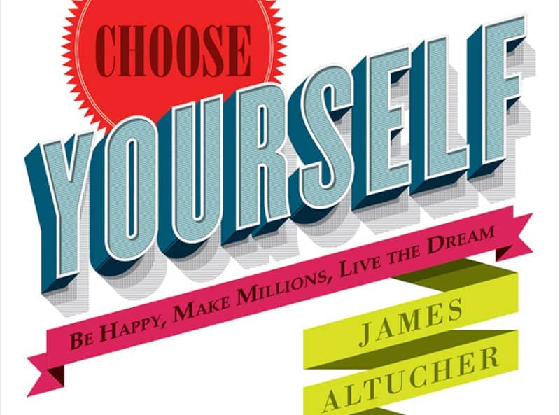 James Altucher: Choose Yourself!