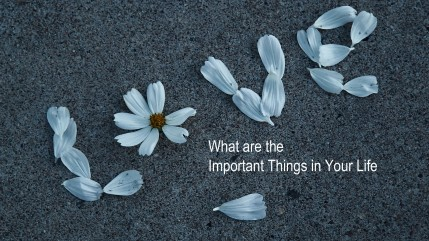 important-things-in-life