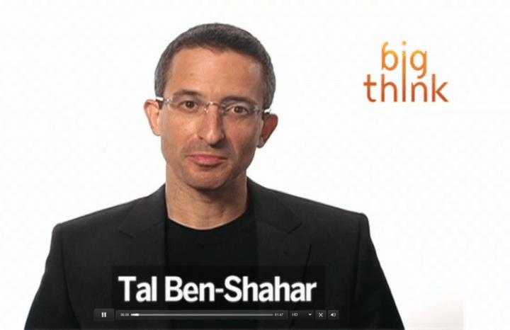 Positive Psychology Lectures Tal Ben-Shahar
