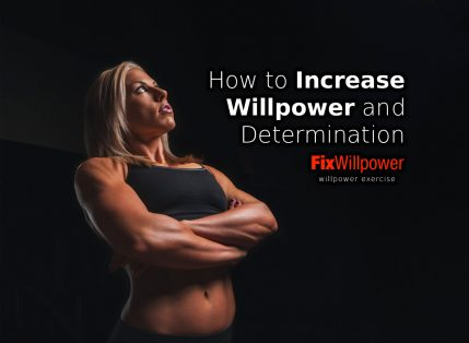 How to Increase Willpower and Determination to Get Massive Results [VIDEO]