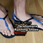 Huaraches Sandals: First 3 Miles in Barefoot Running Sandals