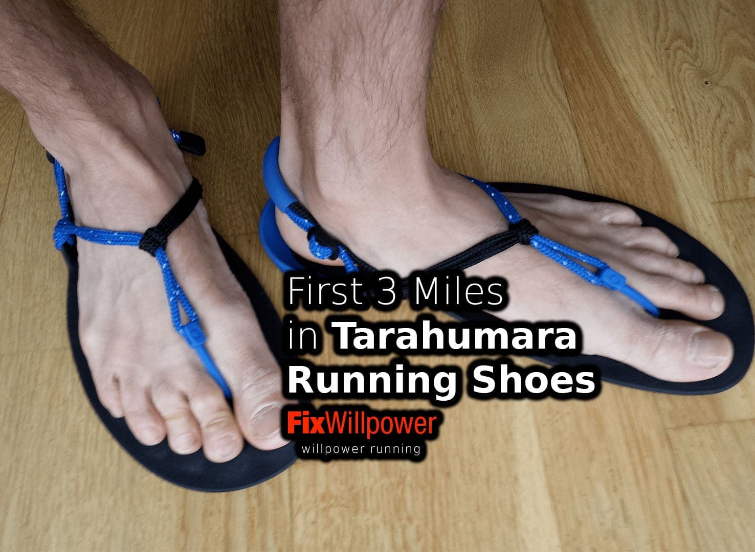 Huaraches Sandals First 3 Miles In Running Sandals At Fixwillpower