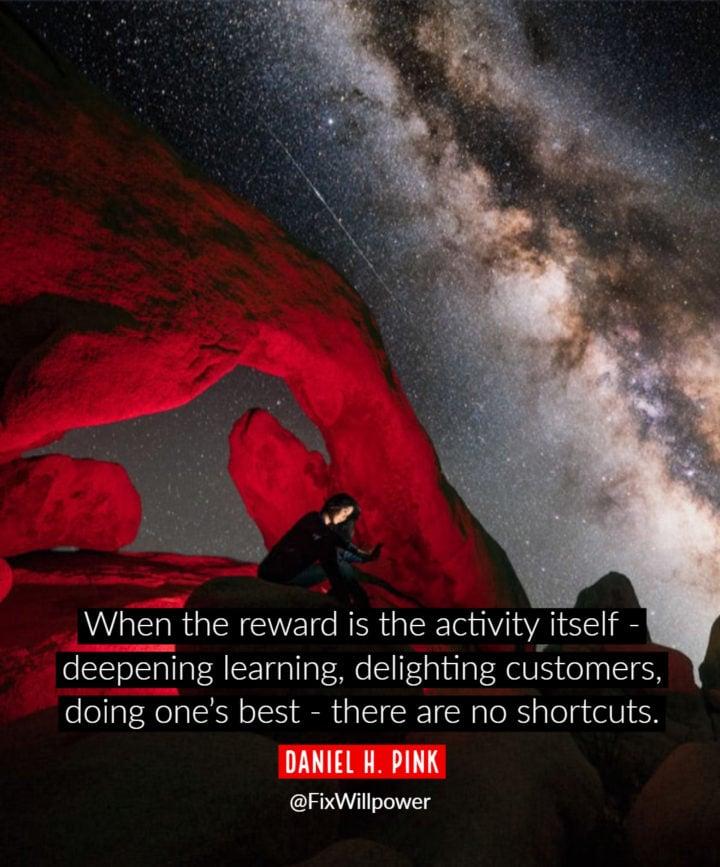 behavioral economics quotes Daniel Pink