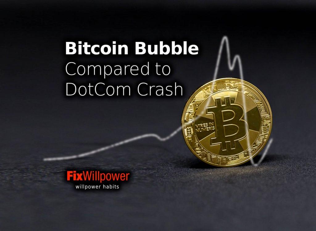 bitcoin bubble crash