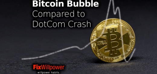 bitcoin bubble crash