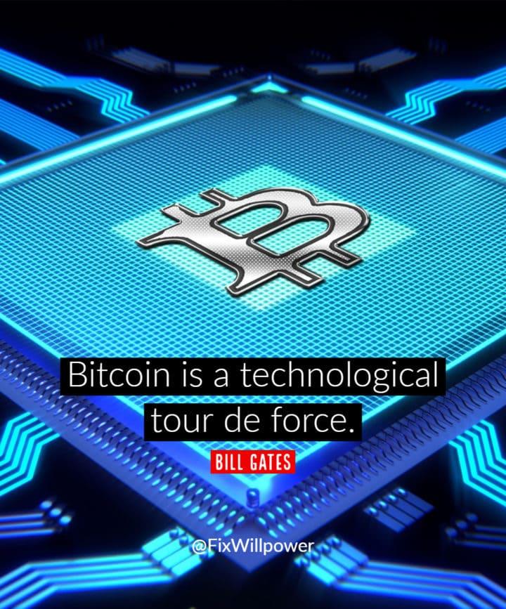 bitcoin quote gates