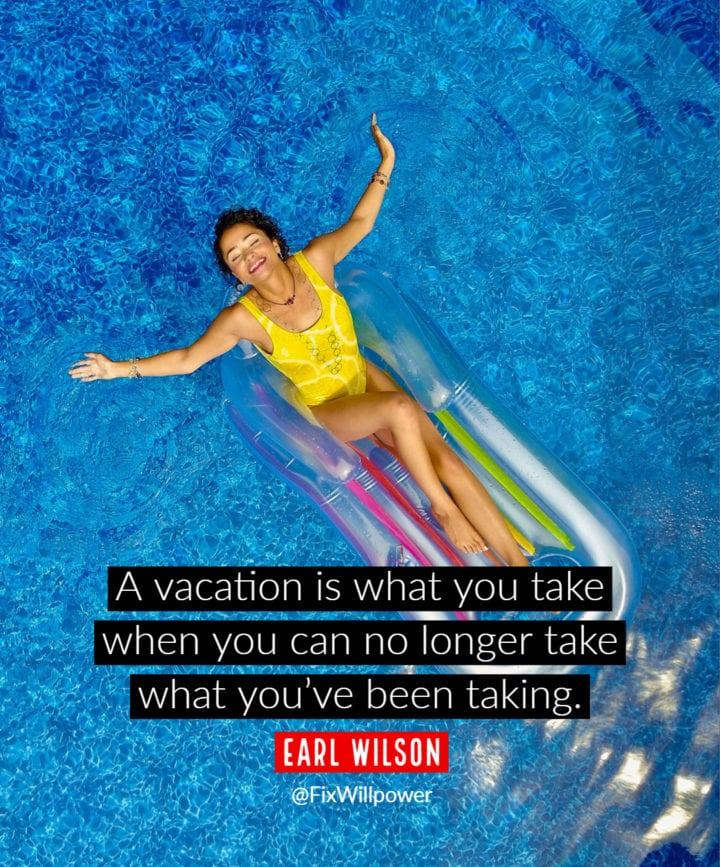 day off quotes Wilson