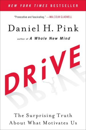 drive book pink