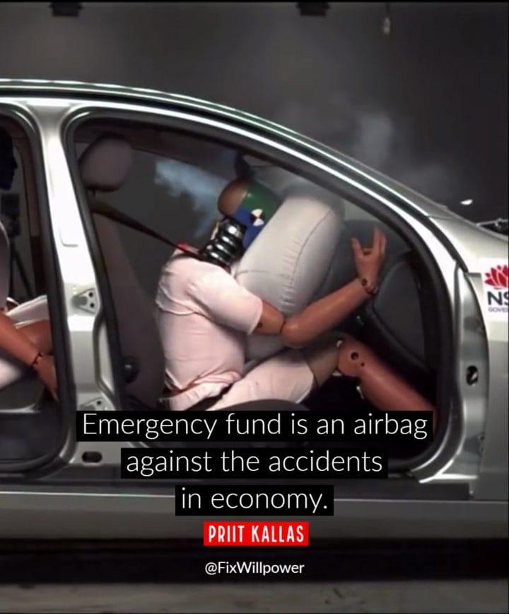 emergency fund kallas priit