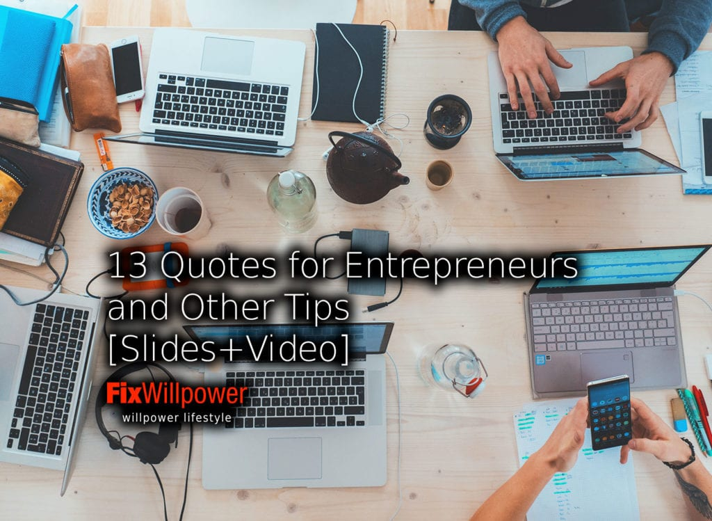 entrepreneur quotes cover