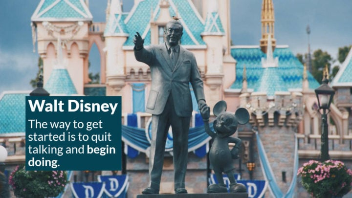 entrepreneur quotes disney