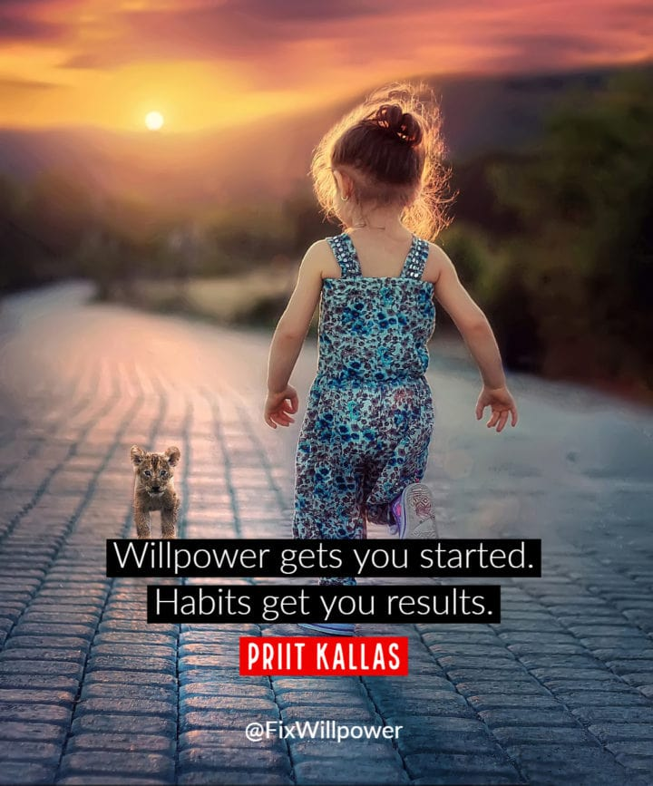 quotes about willpower habit kallas