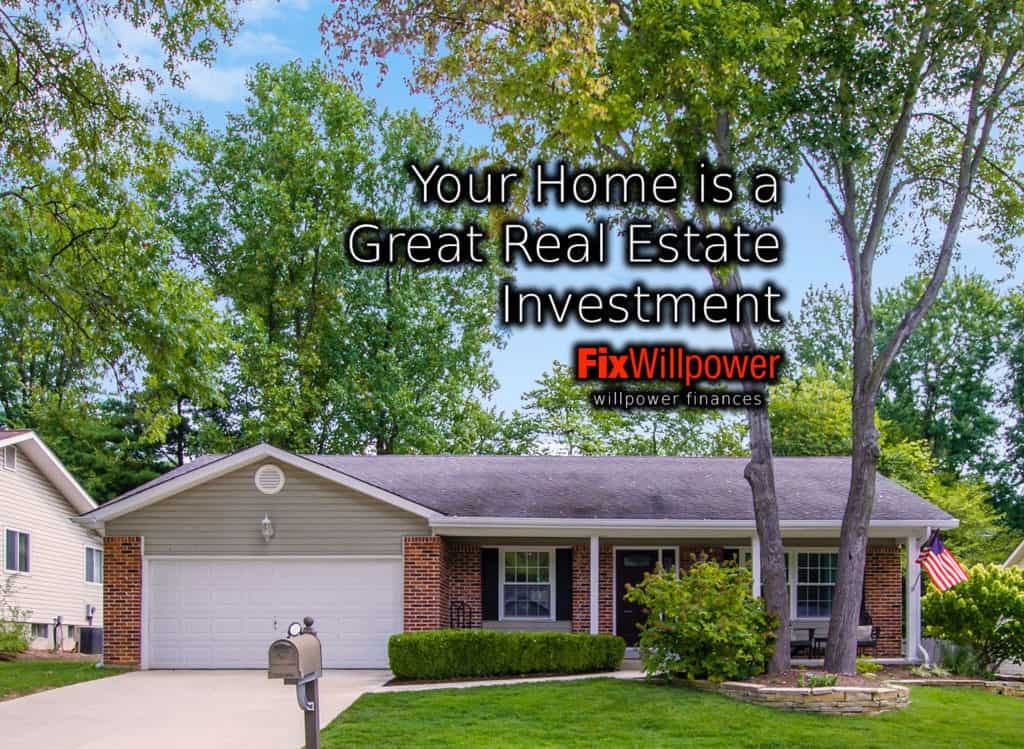 your home real estate investment