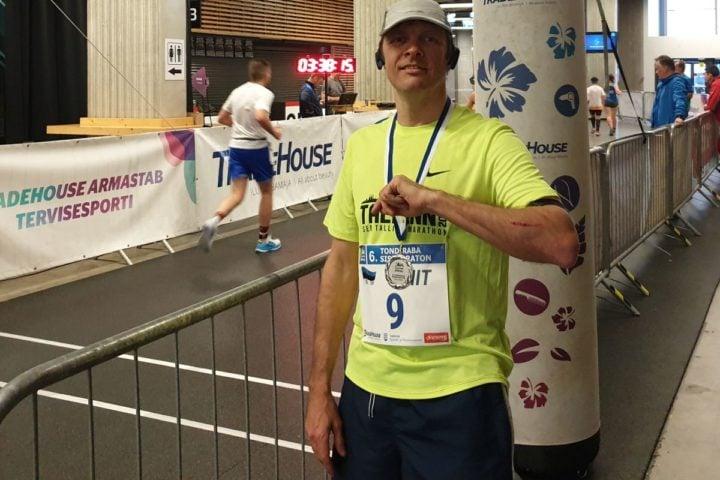 tondiraba indoor marathon 2020