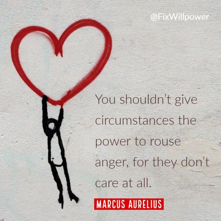 let it go Aurelius quote