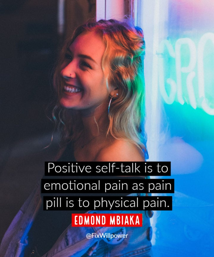 negative self-talk quotes Mbiaka