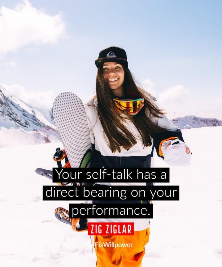 negative self-talk quotes Ziglar