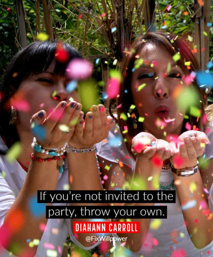 party quotes Carroll