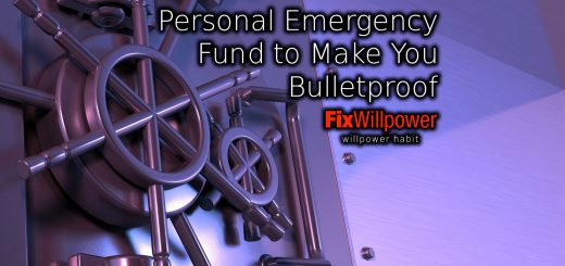 personal emergency funds