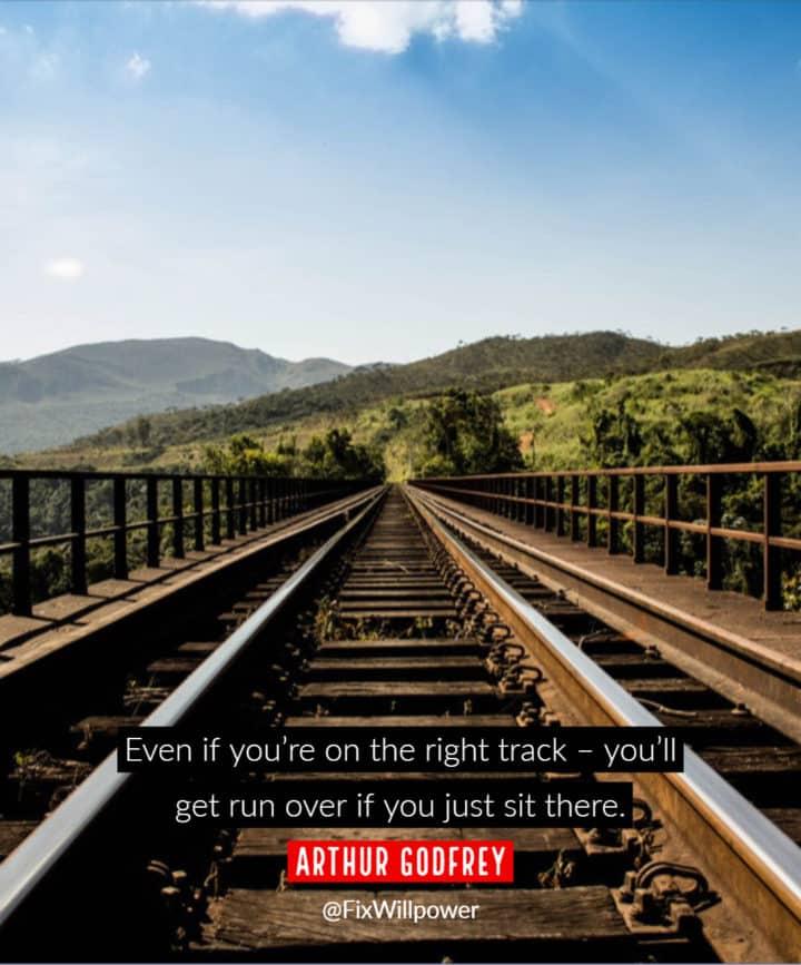 procrastination quotes Godfrey