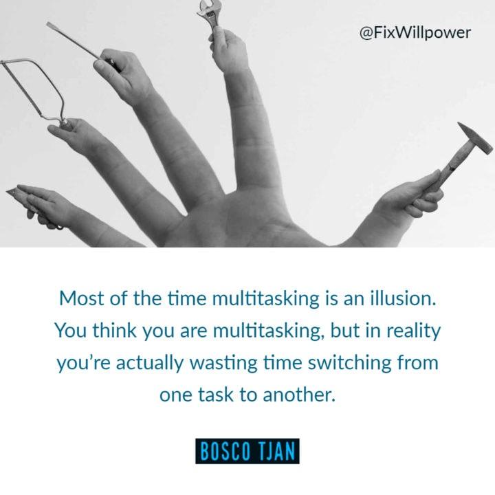 quote multitasking