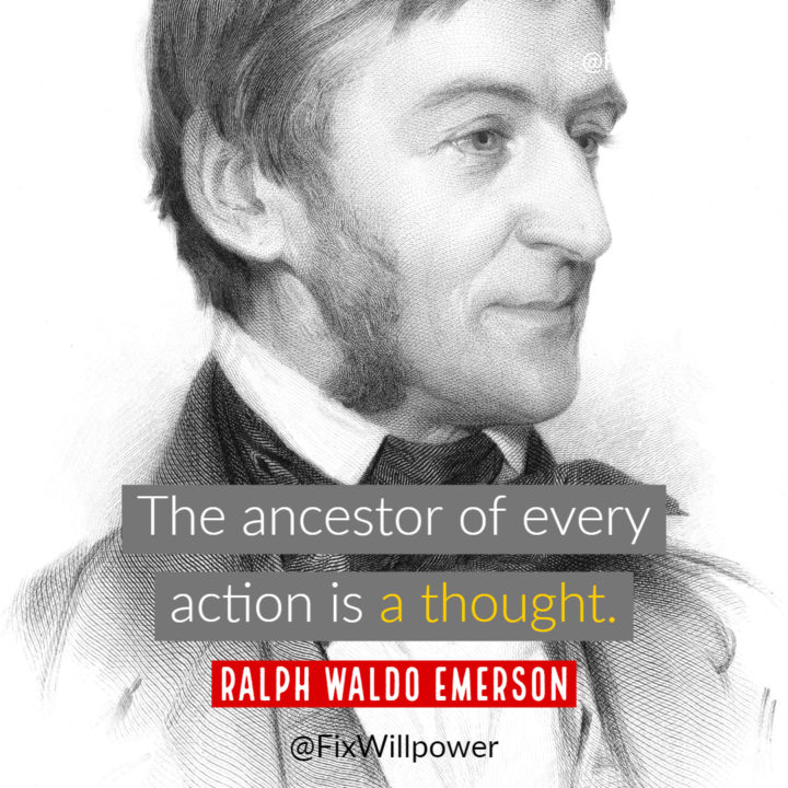 Ralph Waldo Emerson quote self affirmations