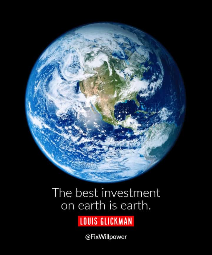 real estate quotes Glickman
