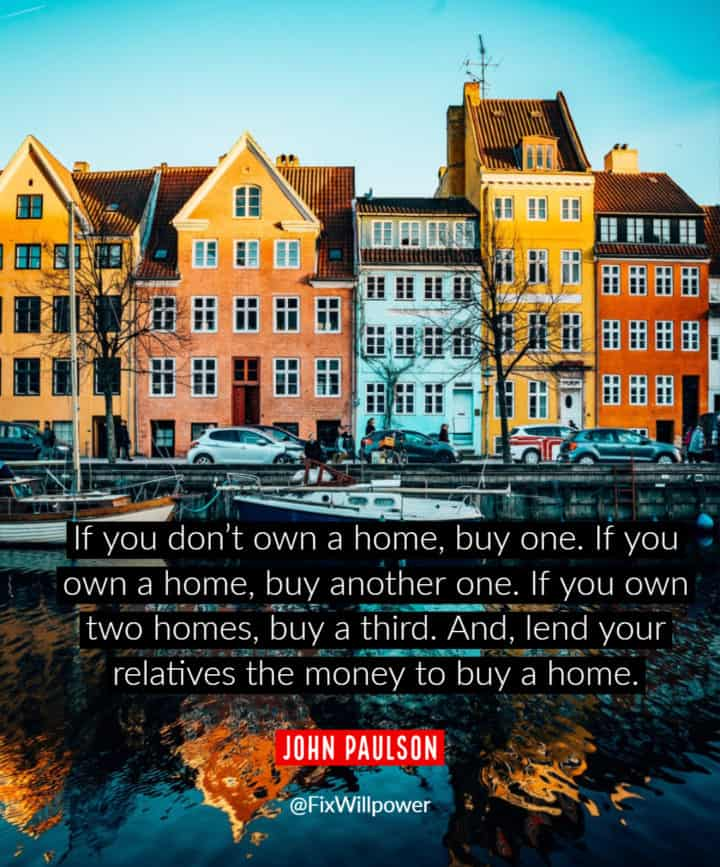 your home real estate quotes Paulson