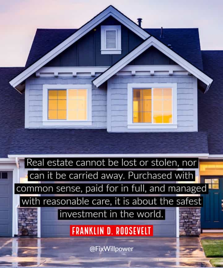 real estate quotes Roosevelt