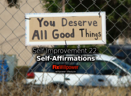 How Self-Affirmations Make You More Confident [and Less Anxious]?