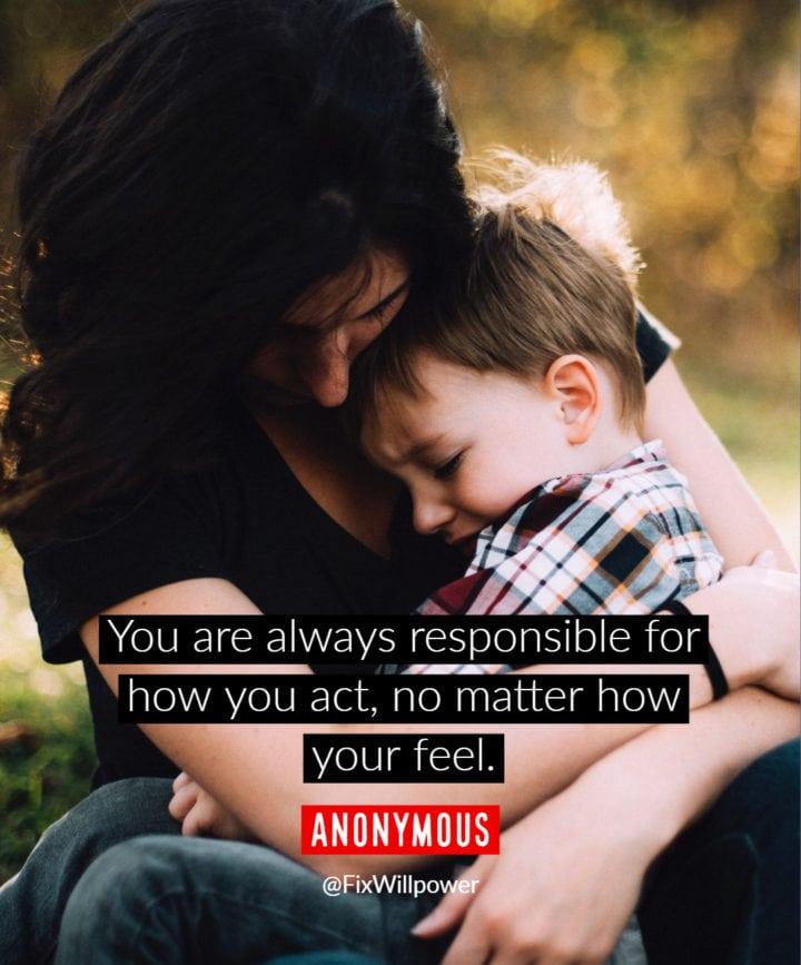 self-control quotes responsibility