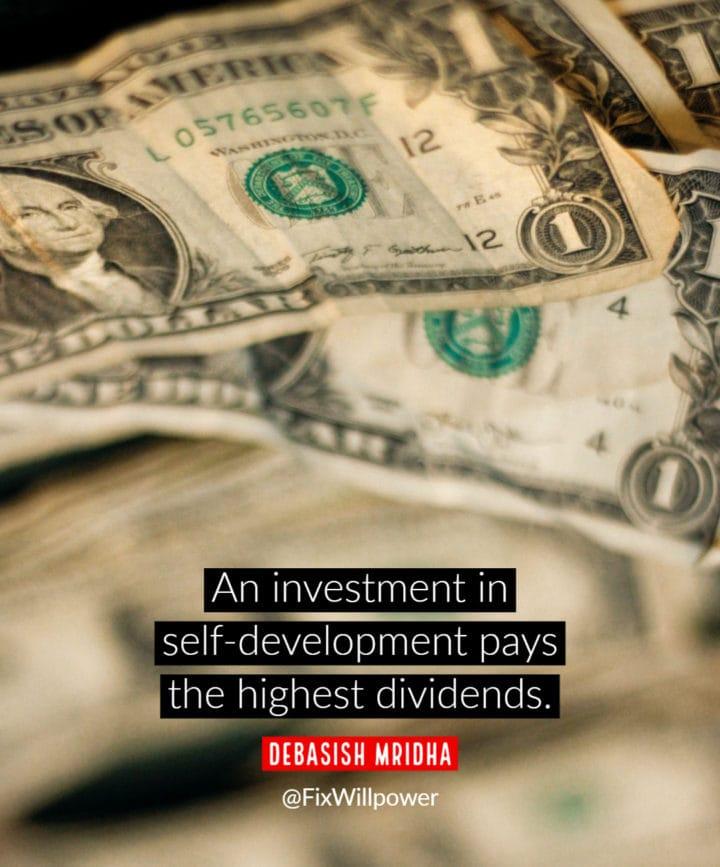 self development quotes mridha