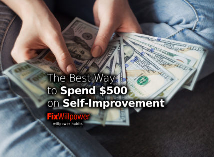 The Best Way to Spend 0 on Self-Improvement 💰