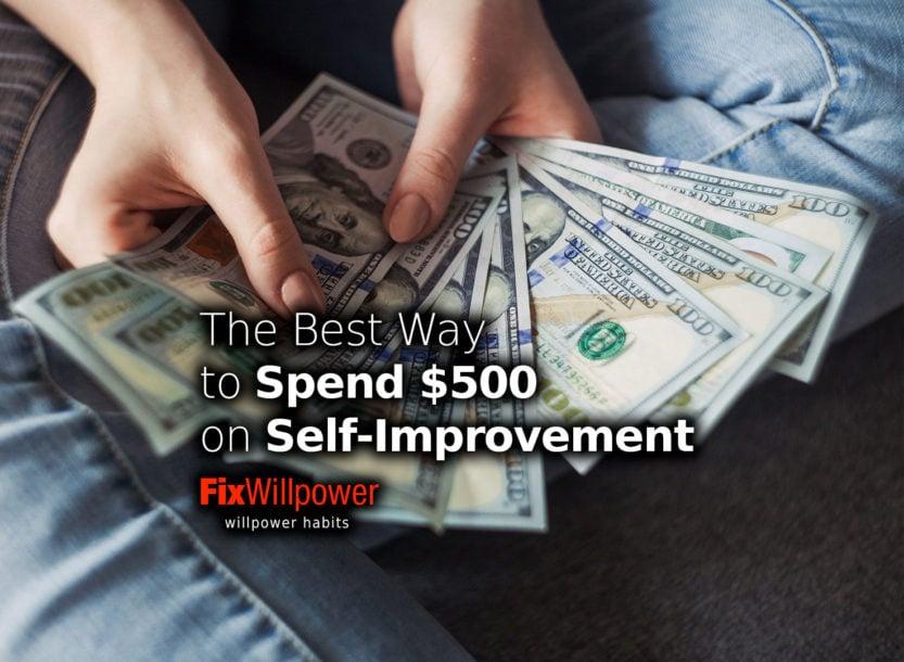 self-improvement habits