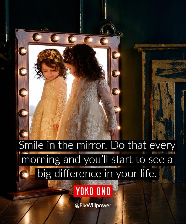 smile quotes Ono
