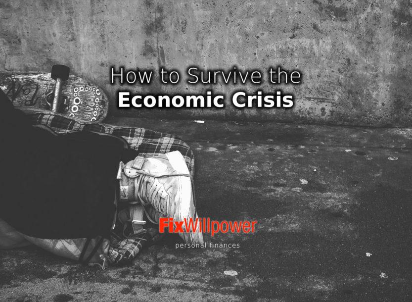 survive economic crisis