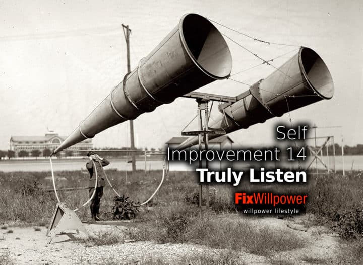 truly listen