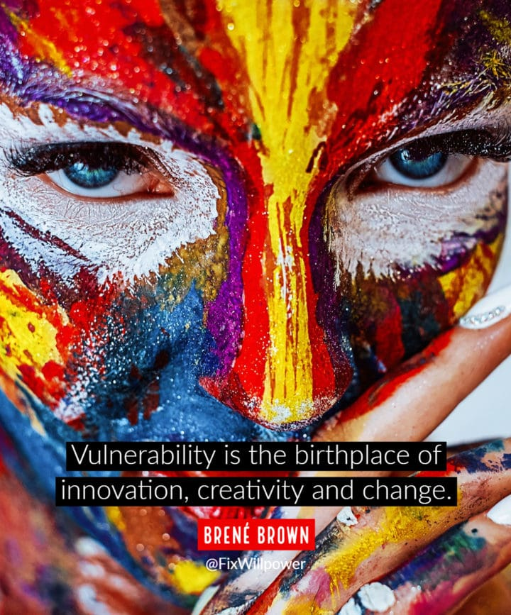 vulnerability quotes Brown