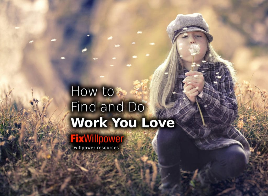 work you love