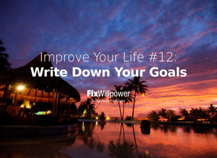 How to Write Down Your Goals to Get Results in 2020 [VIDEO]