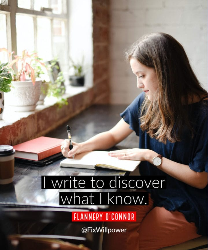 writing quotes oconnor