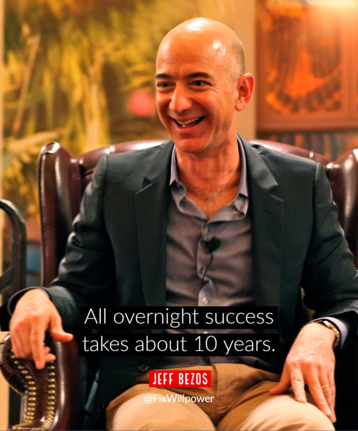 you can do it quotes Bezos